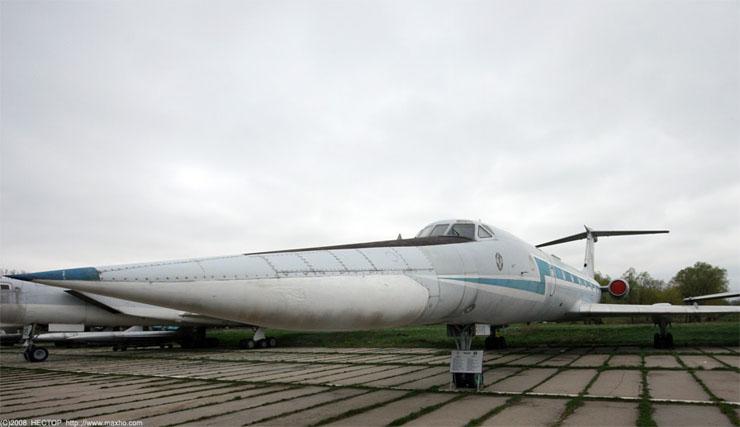 Russian aviation museum in Kiev 41
