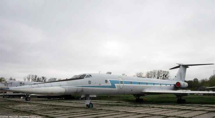 Russian aviation museum in Kiev 42