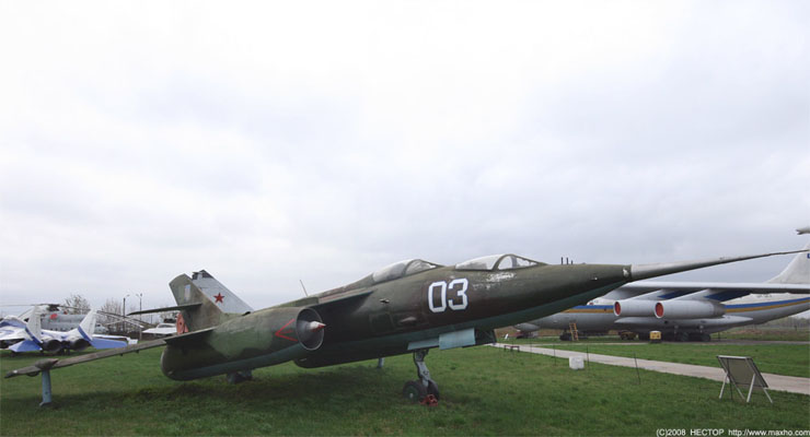 Russian aviation museum in Kiev 43