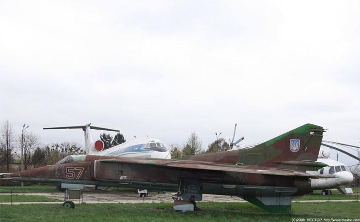 Russian aviation museum in Kiev 44