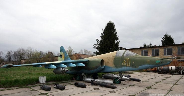 Russian aviation museum in Kiev 45