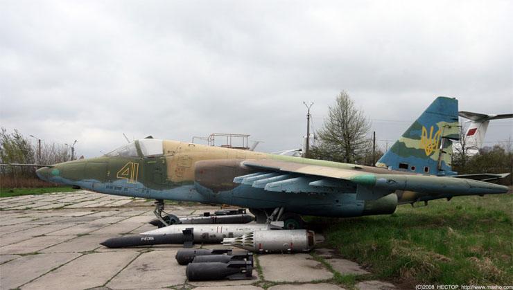 Russian aviation museum in Kiev 46