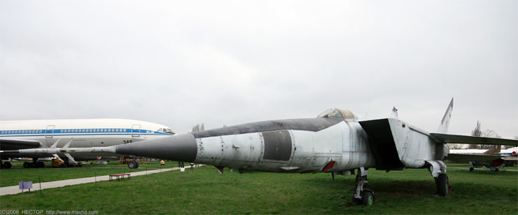 Russian aviation museum in Kiev 47