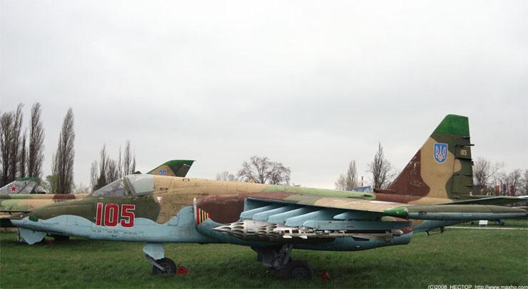 Russian aviation museum in Kiev 49