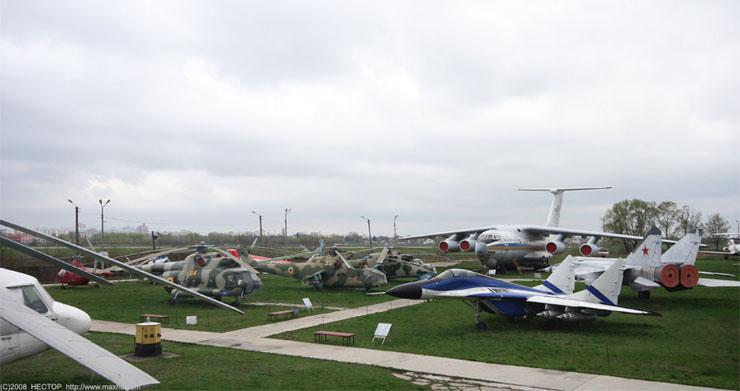 Russian aviation museum in Kiev 5