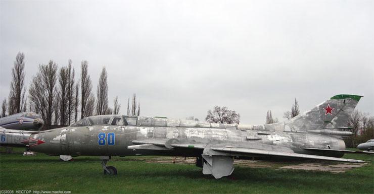 Russian aviation museum in Kiev 51