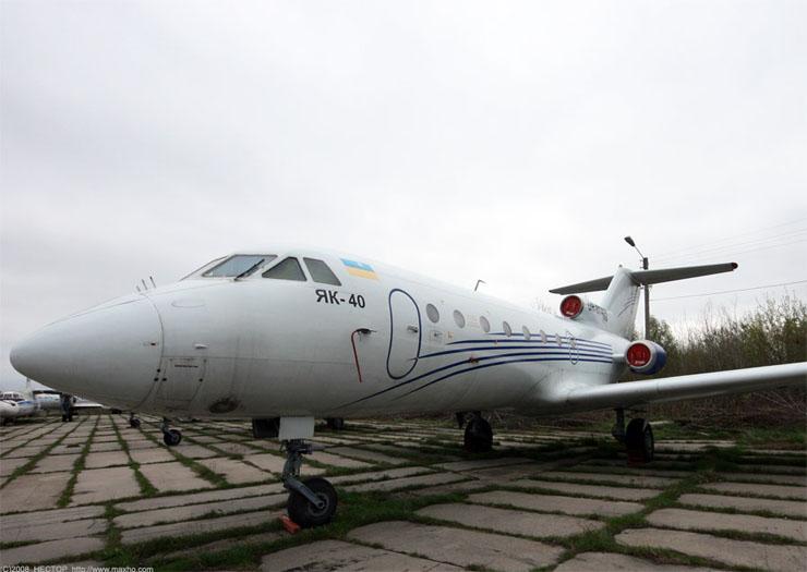 Russian aviation museum in Kiev 6
