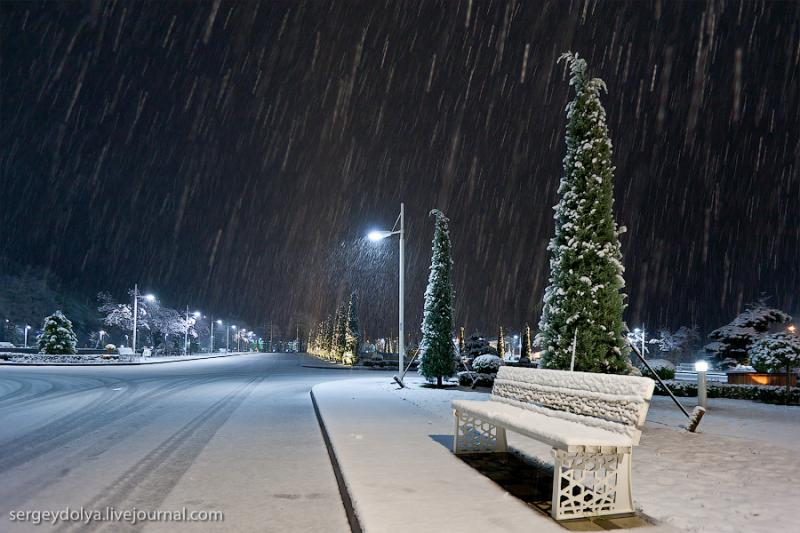Azerbaijan In Snow Two 1