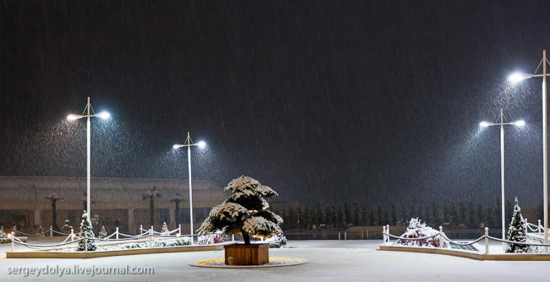 Azerbaijan In Snow Two 4