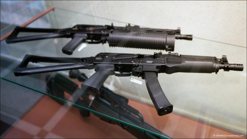 Back To The Kalashnikov Museum 11