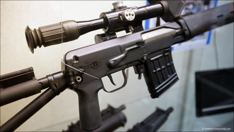 Back To The Kalashnikov Museum 12
