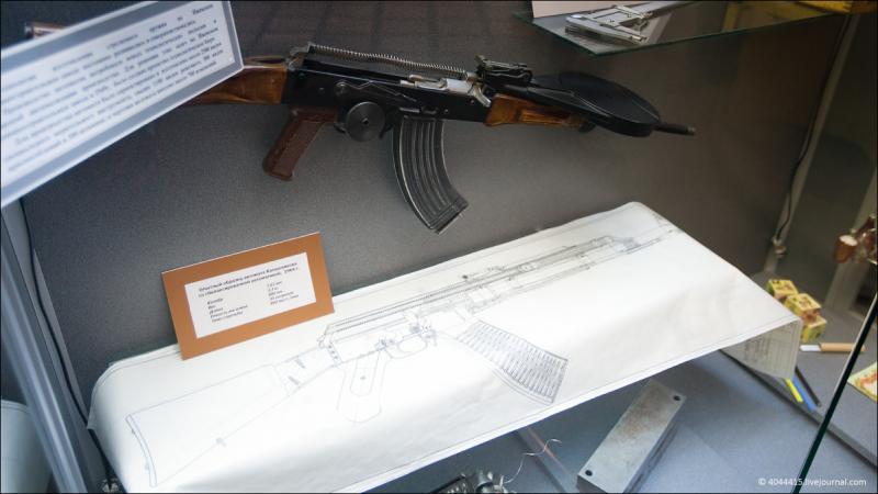 Back To The Kalashnikov Museum 4