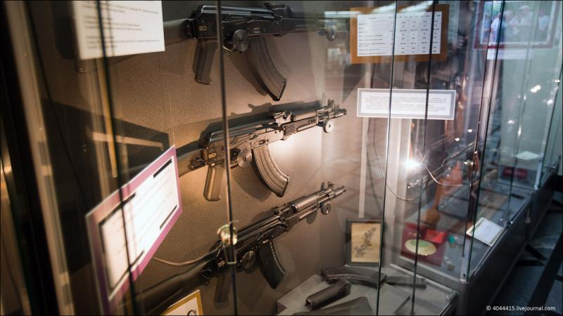 Back To The Kalashnikov Museum 6