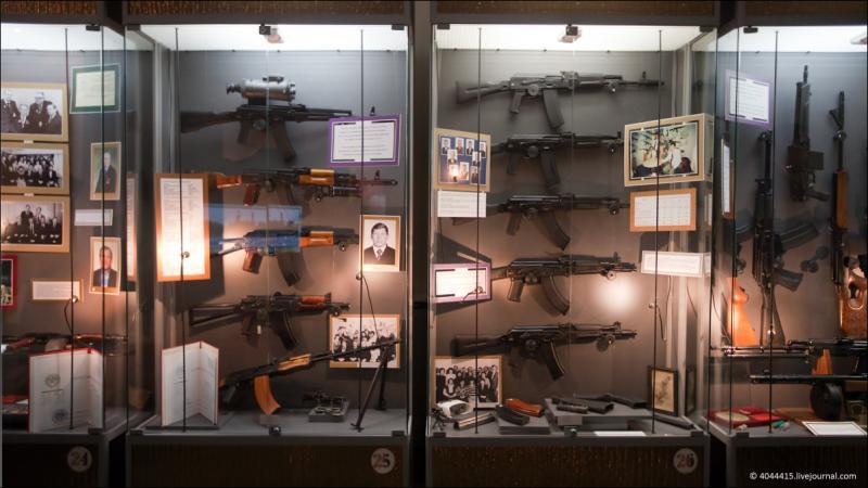 Back To The Kalashnikov Museum 7