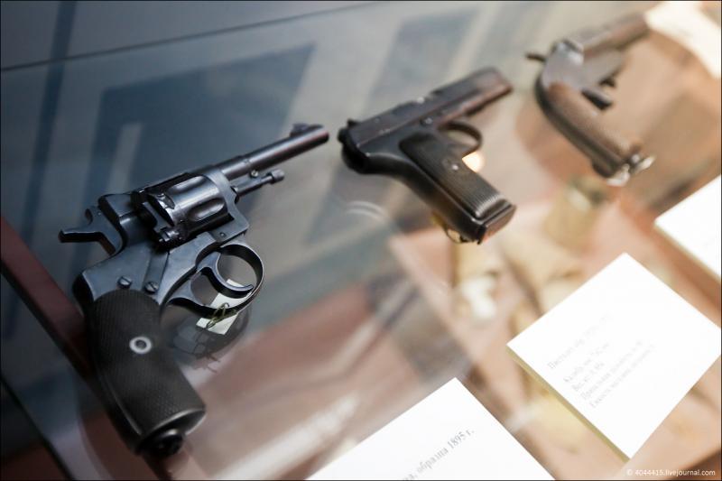 Back To The Kalashnikov Museum 9