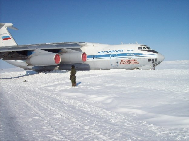 Russian plane 1