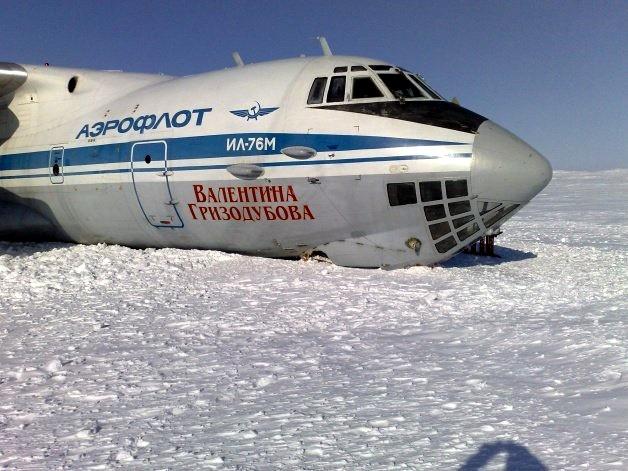 Russian plane 2
