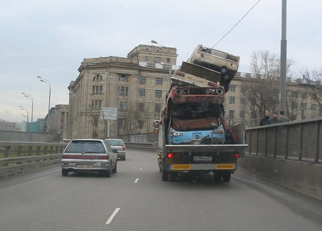 transportation in Moscow, Russia 3
