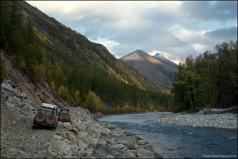 Baikal Ring-Road 52