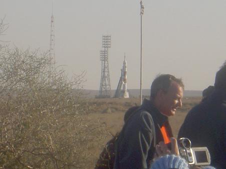 Russian Baikonur space centre 3