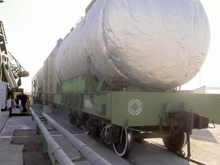 Russian Baikonur space centre 5