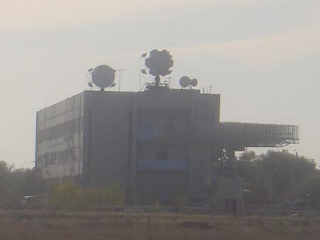 Russian Baikonur space centre 8