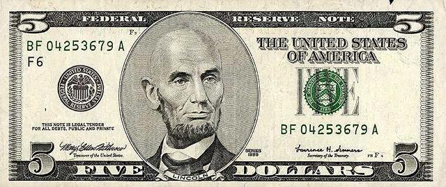 American dollars bald 2