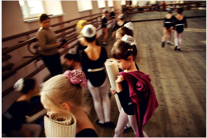 The Kharkov Ballet School