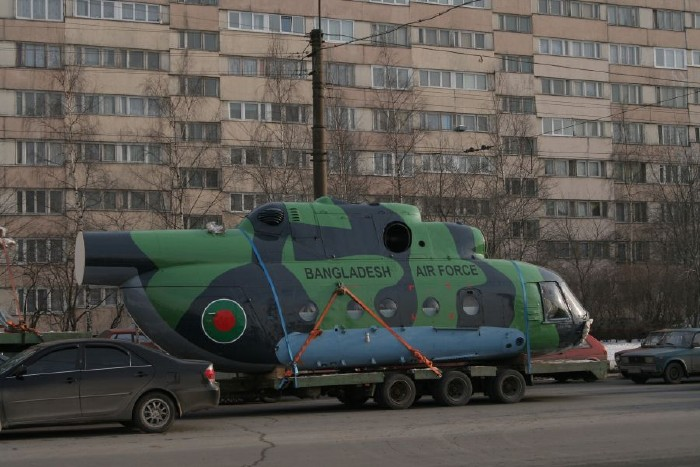 bangladesh air forces in St. Petersburg 2