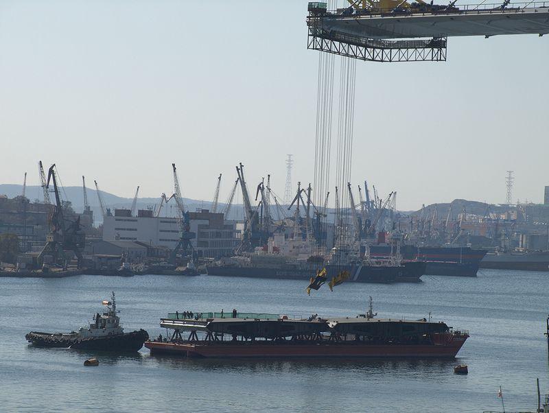 Barge Uplifting 2