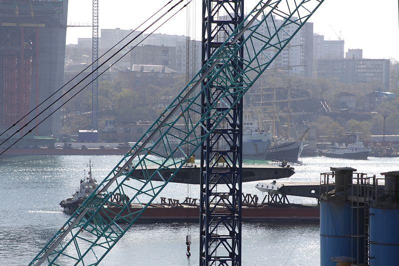 Barge Uplifting 7