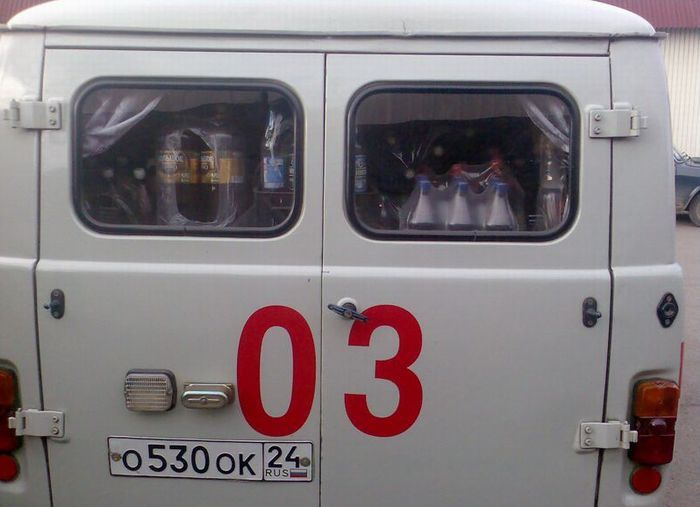 Russian ambulance 2