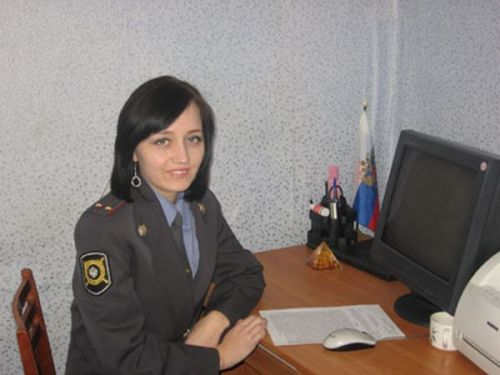 Russian police mistresses from Belarus 13