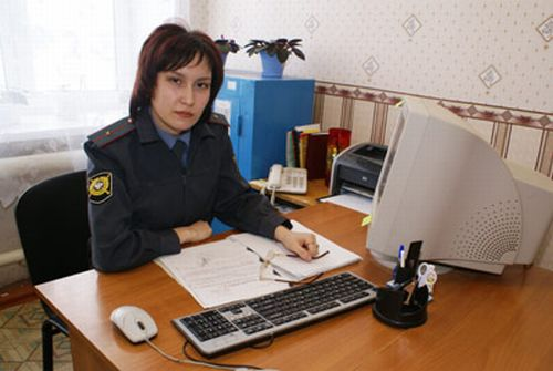 Russian police mistresses from Belarus 23