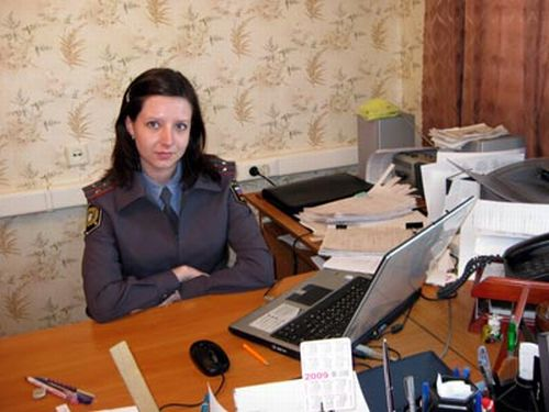 Russian police mistresses from Belarus 39