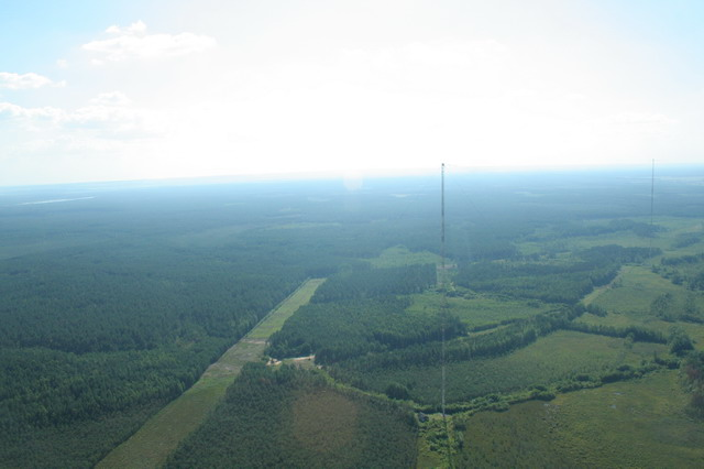 huge military radiostation in Belorussia 10