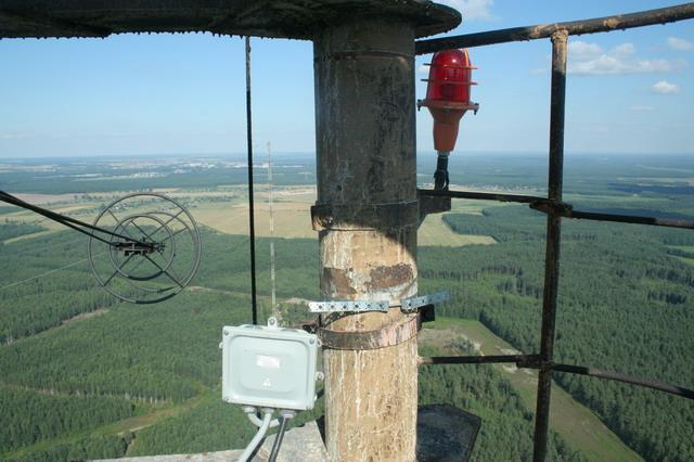 huge military radiostation in Belorussia 15