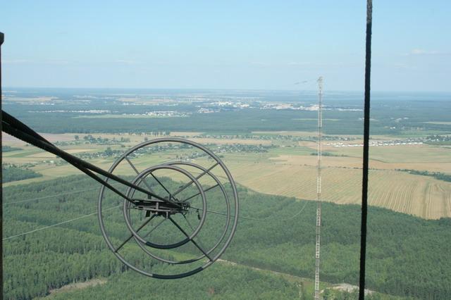 huge military radiostation in Belorussia 16