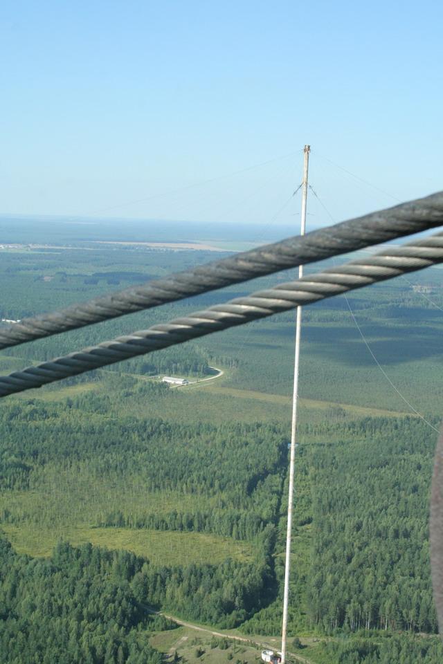 huge military radiostation in Belorussia 17