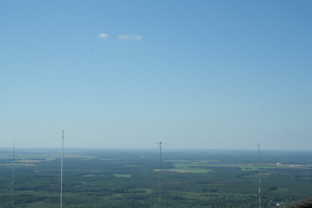 huge military radiostation in Belorussia 18