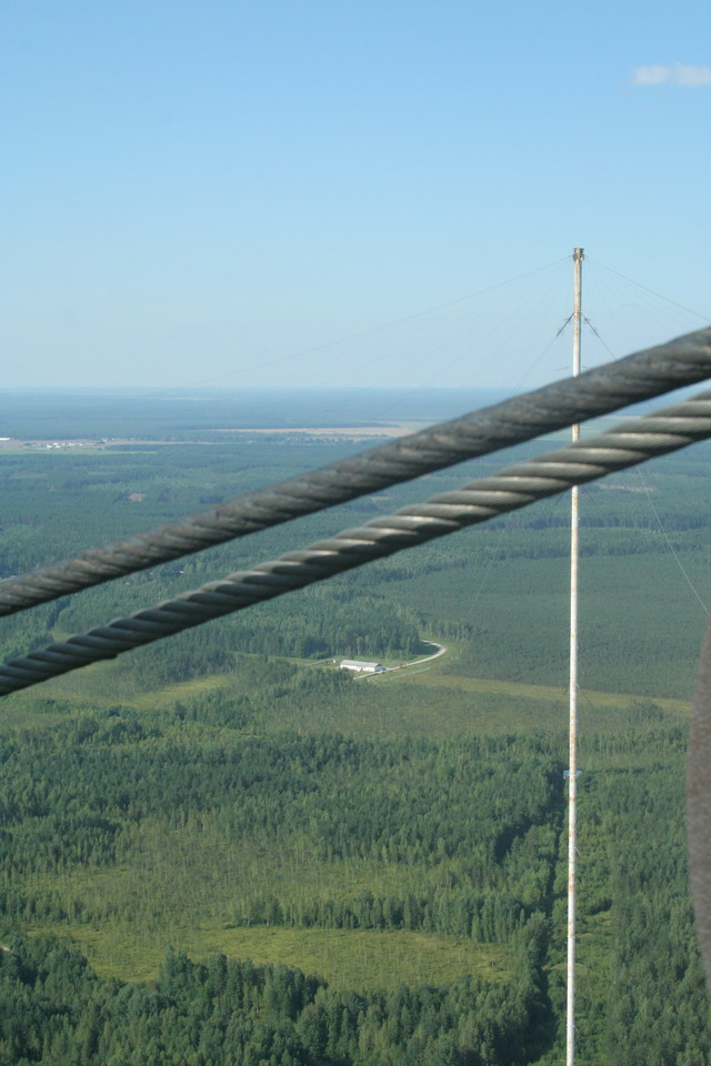 huge military radiostation in Belorussia 19