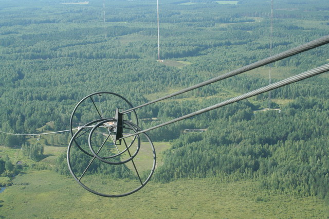 huge military radiostation in Belorussia 20