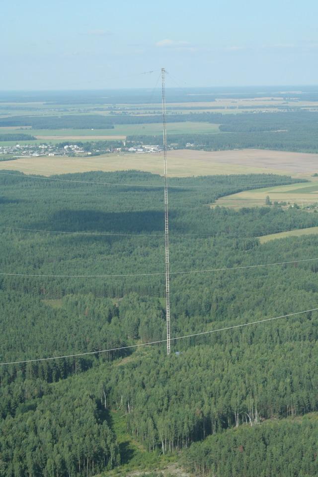 huge military radiostation in Belorussia 21