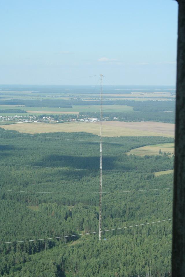 huge military radiostation in Belorussia 22