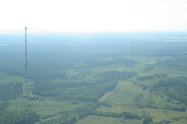 huge military radiostation in Belorussia 3