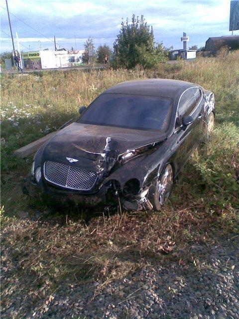 Bentley in Russia 2