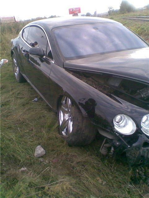 Bentley in Russia 5