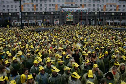production of google earth artefact in chelyabinsk  10