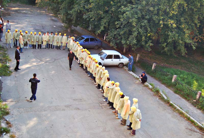 production of google earth artefact in chelyabinsk  4