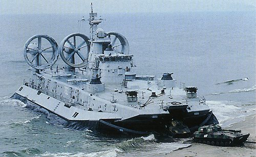 8 Russian Worlds Largest Military Hovercraft